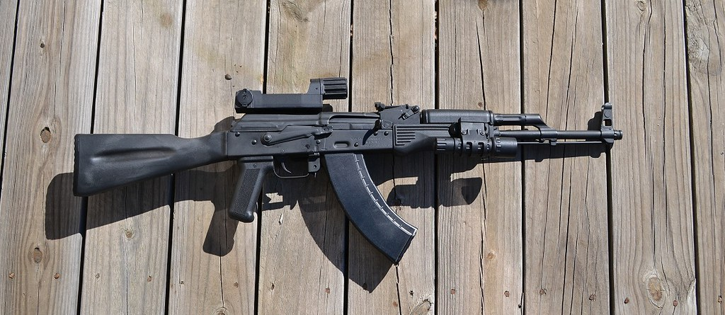Help me Bubba my AK! - Page 2 - Survivalist Forum