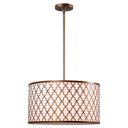 Tripoli+3-Light+Pendant