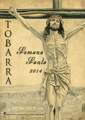 Cartel de Semana Santa de Tobarra 2014