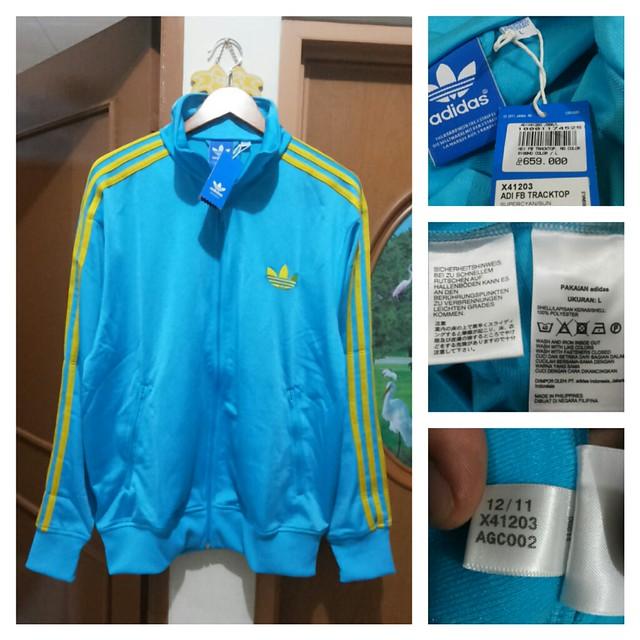 jaket/tracktop/jacket NIKE WINDRUNNER dan ADIDAS PORSCHE original BNWT