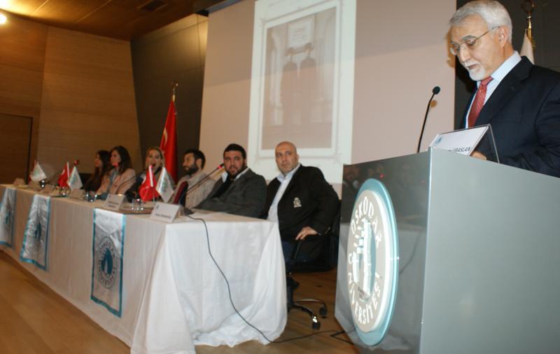 Üsküdar Üniversitesi Hanedan Ailesini Ağırladı