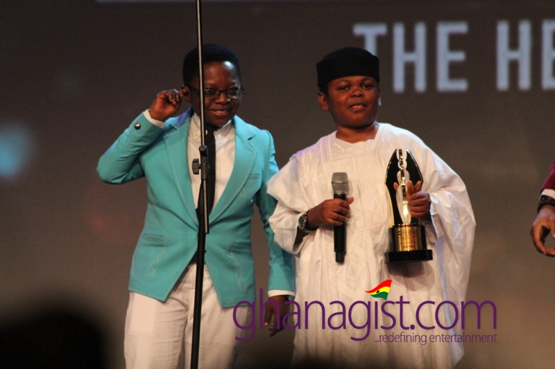 Chinedu Ikedieze and Osita Iheme