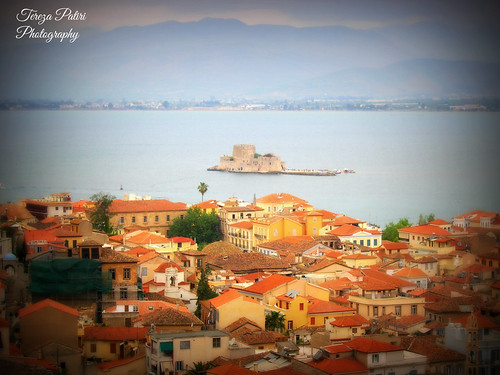 trip travel houses sea vacation orange castle yellow greek photography photo day view searchthebest greece creation grecia pictureperfect photooftheday nafplio 2014 nauplio naturesfinest bourtzi ελλάδα 50faves anawesomeshot flickrdiamond theperfectphotographer bestoftheday ναύπλιο