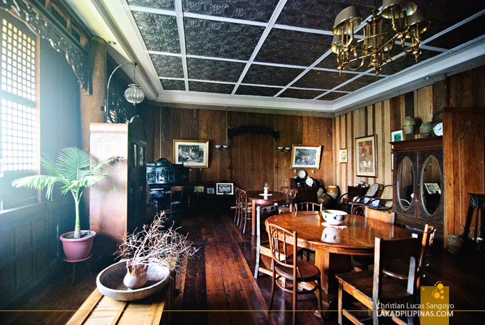 Camina Balay Nga Bato Ancestral House in Iloilo City