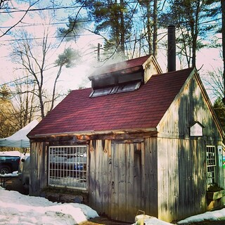 #Folsoms #sugarhouse #newhampshire #maplesyrup #maple #sugarshack #newengland
