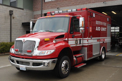 Renton Fire Aid 13
