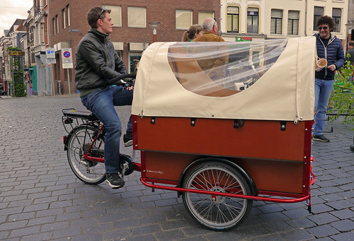 Cargo bike festival 530 't Mannetje kids bike
