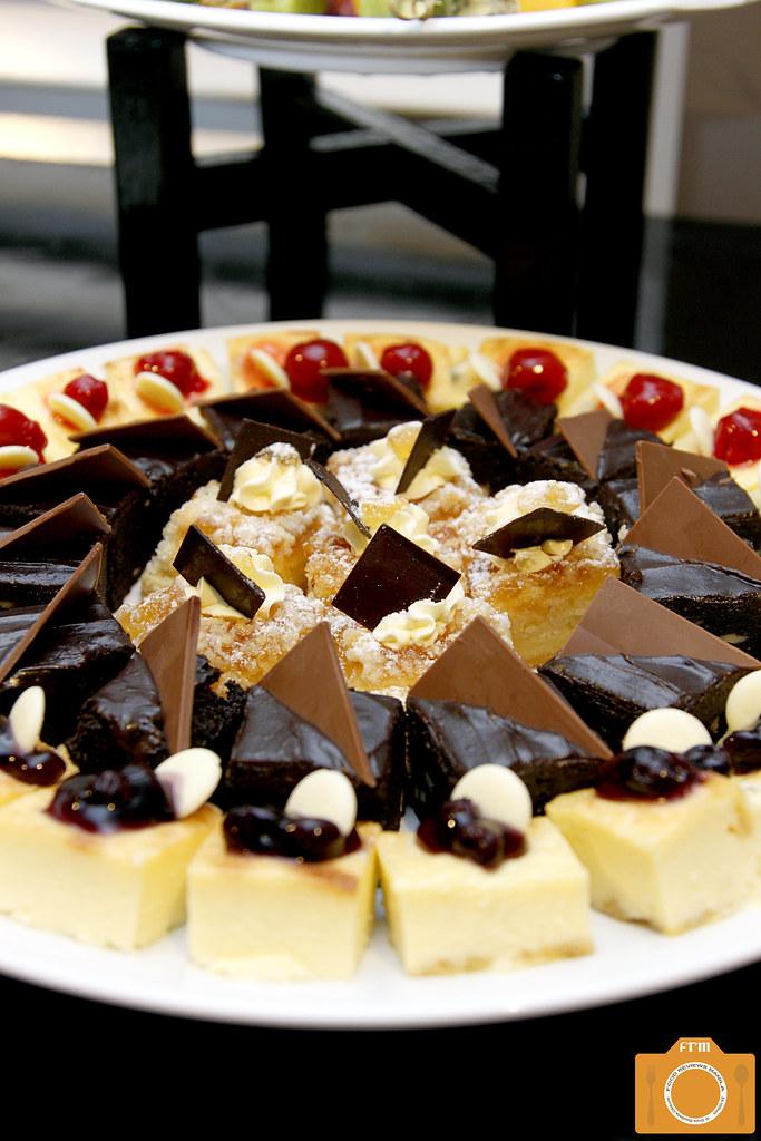 BBQ Buffet Desserts
