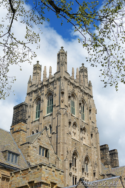 Yale Walking Tour