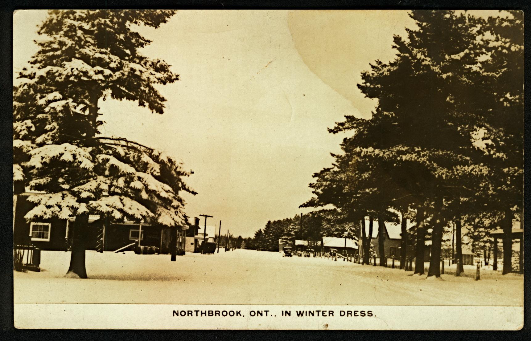Northbrook - Winter c1930