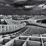 Metropol Mirador #2 :: BW