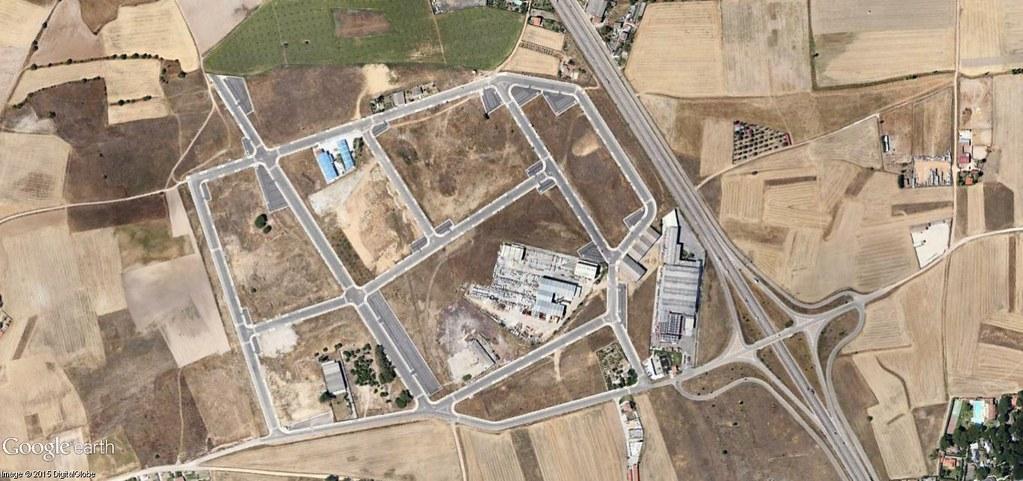 después, urbanismo, foto aérea,desastre, urbanístico, planeamiento, urbano, construcción,Laguna de Duero, Valladolid