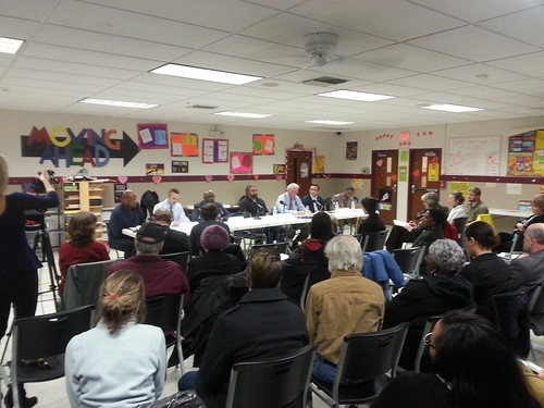 CLARK, NUCCIO WIN:  1st First Ward CoMo Council candidate debate