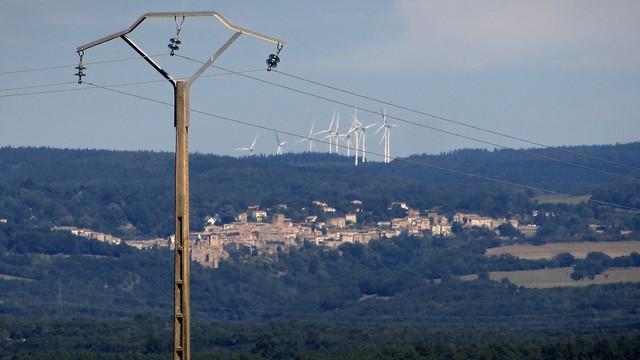 Saissac and Windmills
