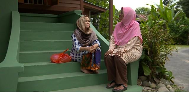 watak Jue dan Fauziah Nawi