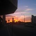 Sunset after the 72 hr film challenge in Winnipeg