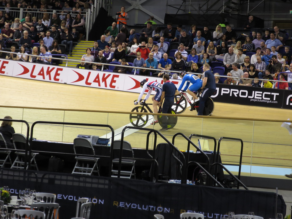 2015 Revolution Track Cycling Elite Series Round 4 Glasgow… | Flickr