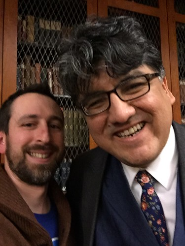 Sherman Alexie!