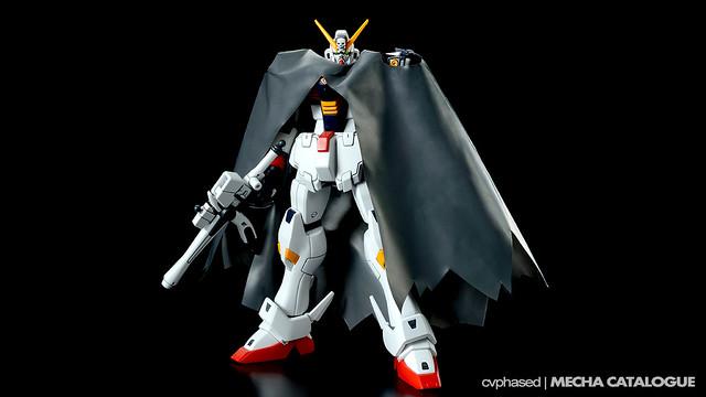 Bandai Hobby Online Shop Exclusive - HGUC Crossbone Gundam X1 Kai