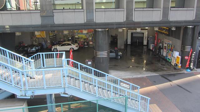 【找的到才吃的到系列】【東京。中央區。築地市場站│食】帝里加(デリカ),地下停車場中的高CP值餐廳 @ 阿瓜在台灣日本的溜搭生活 :: 痞客邦