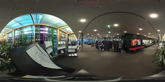 Press Center Messe Stuttgart in 360 °