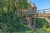 Brücke zur Burg
