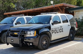 Rollingwood, TX Police Chevy Tahoe PPV