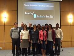 Psychology student org Psi Chi hosts
