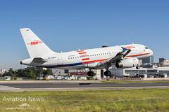 TAM Linhas Aéreas Airbus A319-132