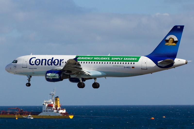 Condor - A320 - D-AICC (1)