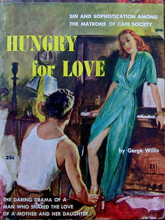 Hungry For Love - Uni Book - No 62 - Gerge Willis - 1953