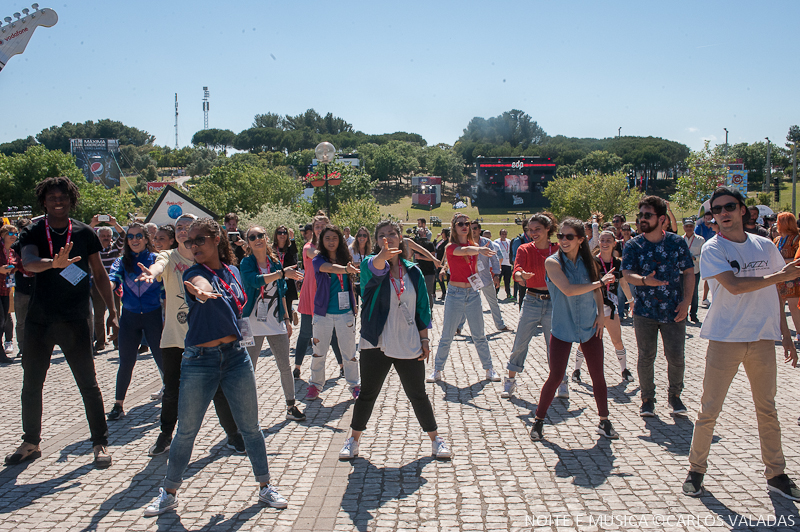 Ambiente - Rock in Rio Lisboa '16
