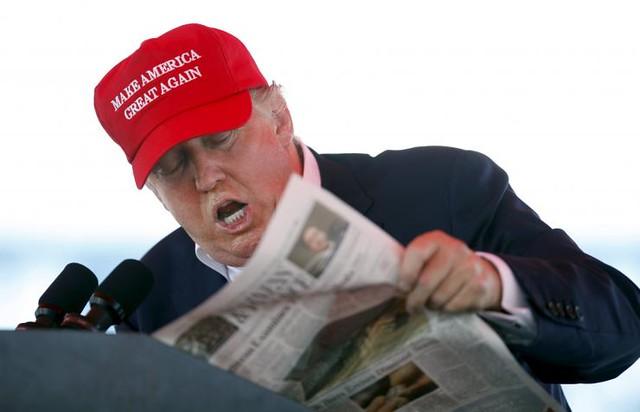 trump reading
