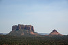 Courthouse Butte and Bell Rock, Sedona, AZ