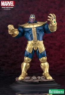 壽屋 Fine Art Statue 系列【薩諾斯】Thanos 1/6 比例 全身雕像