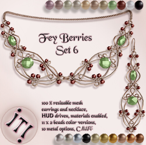 !IT! - Fey Berries Set 6 Image