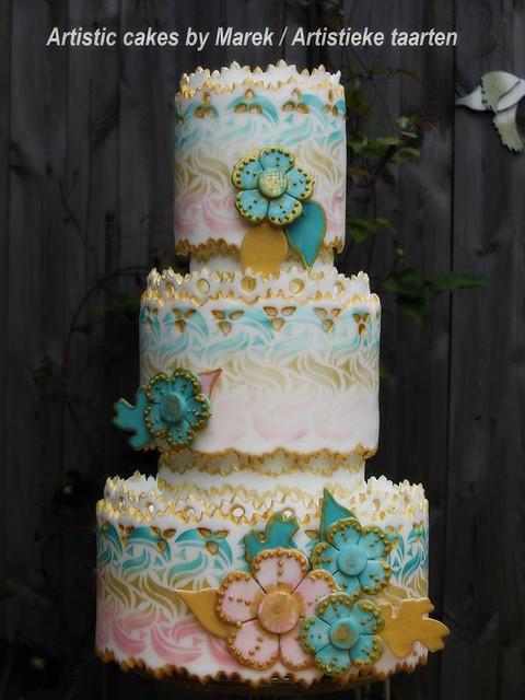 Marek Krystian's Cake