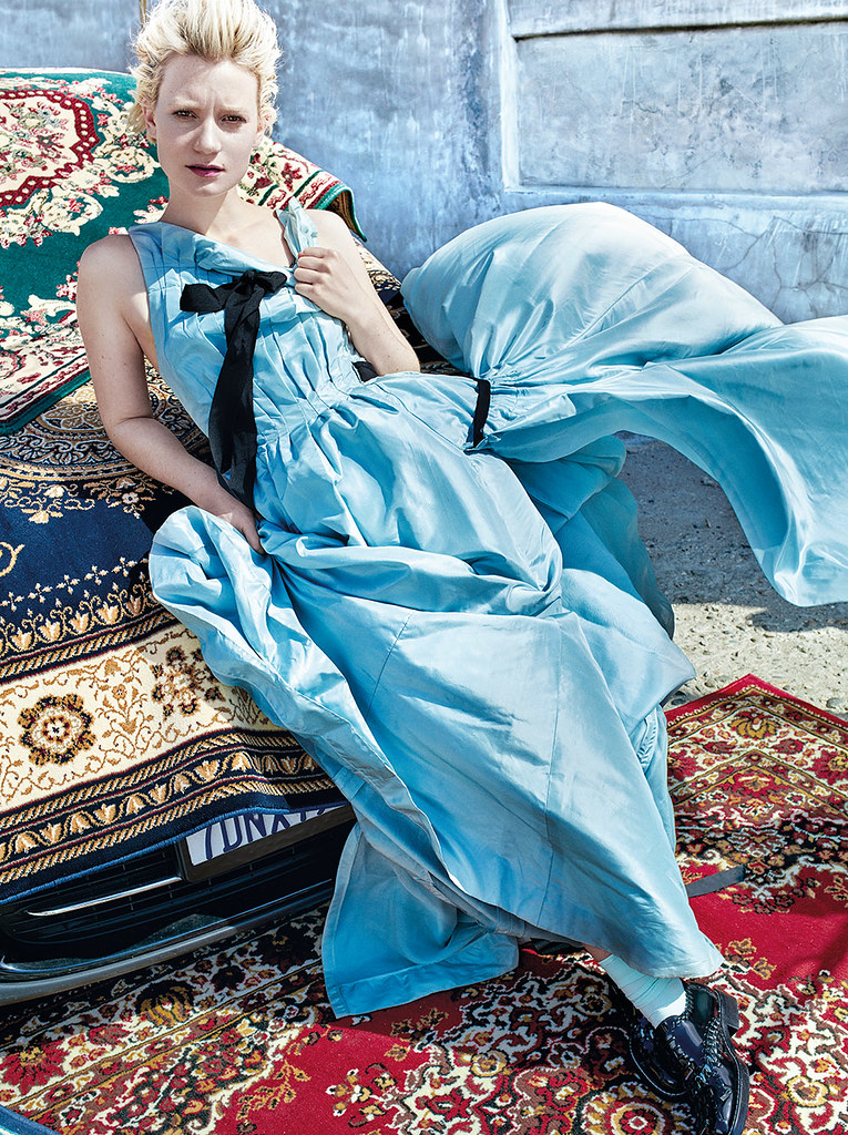 Миа Васиковска — Фотосессия для «California Style» 2016 – 2