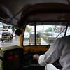 A rainy rickshaw ride #rickshaw #rainyday #rain #meter #road #insiderickshaw