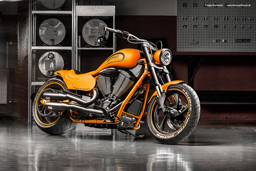 Hammer Limited Edition Orange III