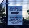 Amnesia Rockfest, Tony Sly Stage