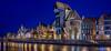 Gdansk panorámica de la ciudad histórica