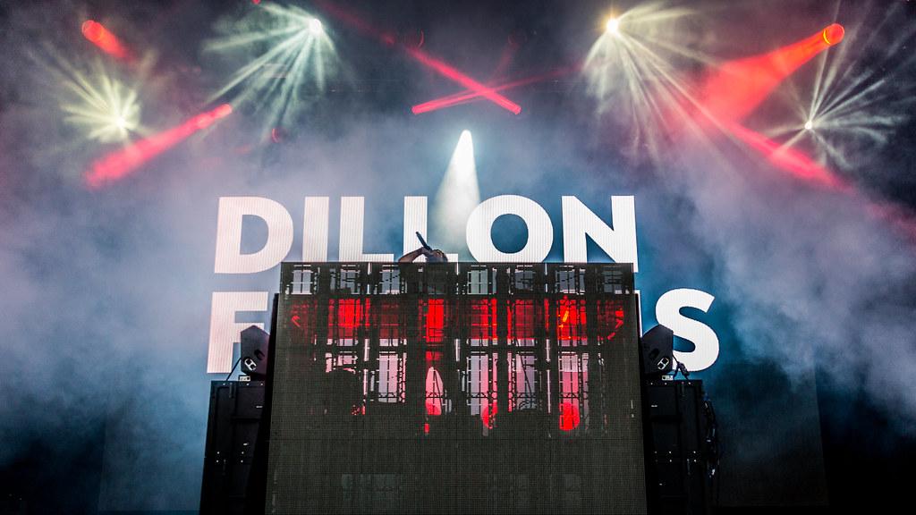 Dillon Francis - Slottsfjell 2016
