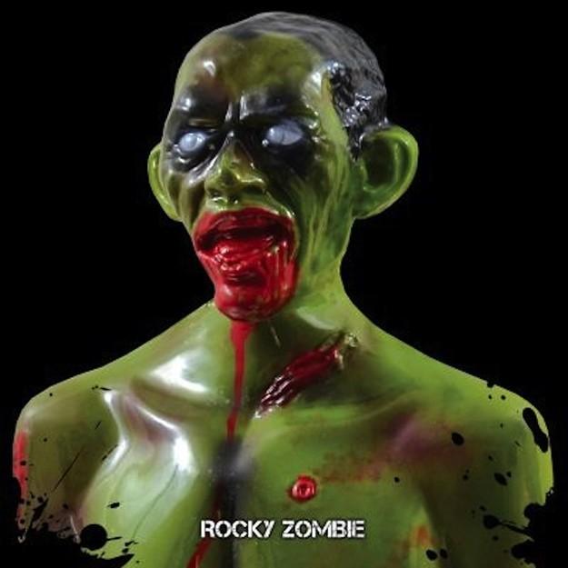 Obama Zombie target