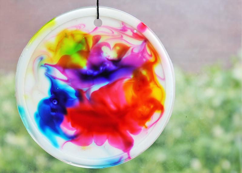 Art for kids cosmic suncatchers babble dabble do later solutioingenieria Image collections