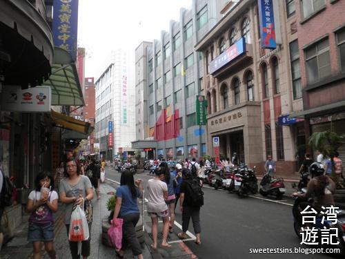 taiwan trip day 4 tamsui danshui taipei main station ximending 46