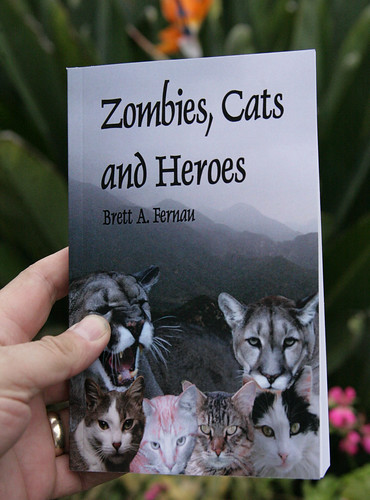 Zombies, Cats and Heroes, the Book