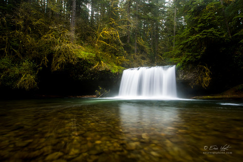 longexposure water oregon creek spring butte falls upperbuttecreekfalls