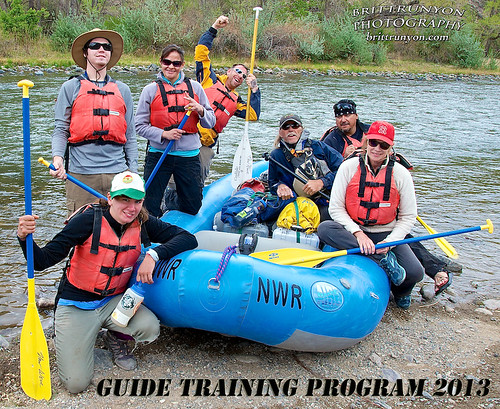 Guide Training Program