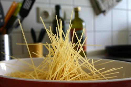 Spaghetti mikado I